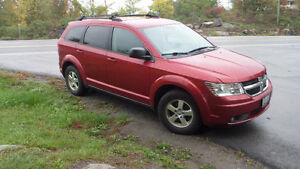 2007 Dodge Journey SUV, Crossover