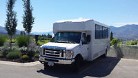 PT Casual Shuttle Driver with Class 4 Unrestricted in Kelowna