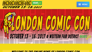 Looking for 2 Saturday London Comic Con tickets