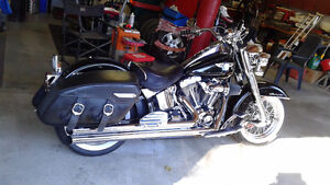 Harley davidson soft ail deluxe