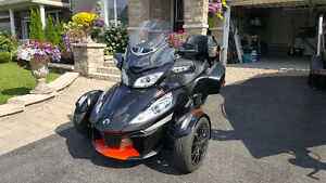 2016 Can-Am Spyder RTS Special Edition