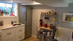 In-Law Suite Apartment for Rent, January 1st 2019