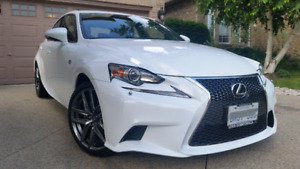2015 Lexus IS 250 F Sport AWD