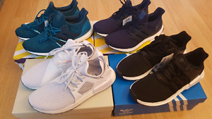 Eqt 93/17, nmd and ultra boost