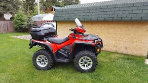 2014 Canam 500V TwinXT