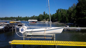 Family Sail Boat in great condition