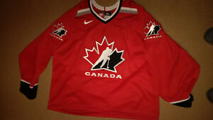 Team Canada Hockey Red Jersey