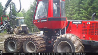 Selling Wood From Your Land., Commercial Thinning, Cut, Firewood