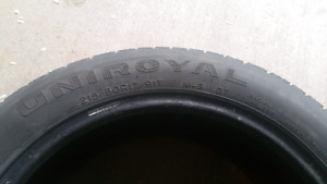215/50/R17 Tires