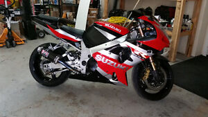 SOLD! -GSXR 1000 FOR SALE