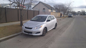2012 Toyota Matrix - 1st owner
