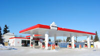 PetroCanada Gas Station/C-Store/Auto Carwash with Land For Sale