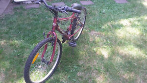 Bike and parts for sale