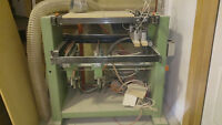Vitap Line Boring Machine PRICE REDUCED