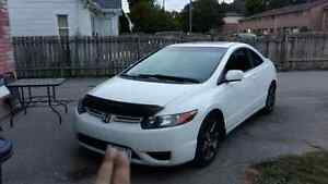 (((((( 2008 civic sell or trade ))))))