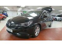2017 Vauxhall Astra 1.6 CDTi 16V ecoFLEX Design 5dr, +++ 14 Day Money Back* +++