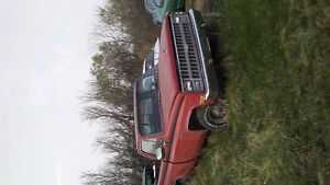 Parting out 1985 chev half ton 4x4