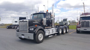 2016 Western Star 4900SF 4 Axle