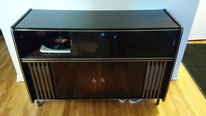 Telefunken stereo/record player cabinet