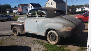1941 pontiac businessmans coupe 4000.00 obo