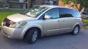 Nissan quest 2004 for sale (514 6045140)