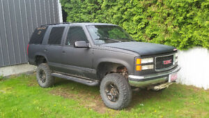 1995 GMC Yukon sle Other