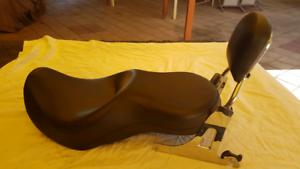 Sundowner seat & back rest with detachable bracket to suit Scream