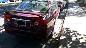 Honda civic 2003 manuelle