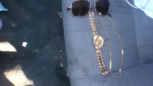 Watch, Chain, and Shades all for only $30!