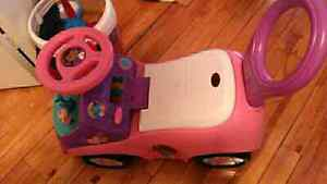 Voiturette Doc mc stuffins car