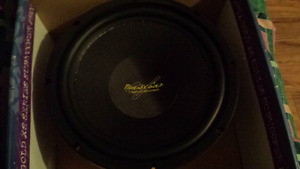 Phoenix gold 12 inch sub and amp