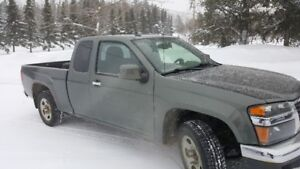 GMC Canyon 2011, extcab 2WD