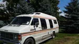 1985 Dodge Roadtrek Motorhome