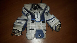 Goalie Chest Pads