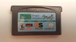 Dragon Tales: Dragon Adventures pour Game Boy Advance (GBA) RARE