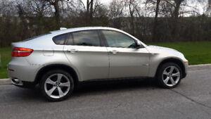 2011 BMW X6 35i *NAVIGATION*MPACKAGE*