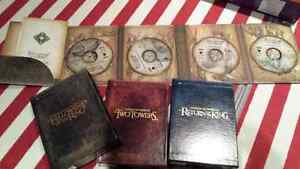 Lord of the Rings Special Extended DVD Box sets