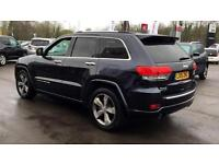 2015 Jeep Grand Cherokee 3.0 CRD Overland 5dr Automatic Diesel MPV