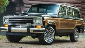 Looking for a Jeep Grand Wagoneer
