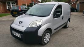 e2ee77a469 Used Peugeot BIPPER Diesel Panel Van with Manual transmission vans ...
