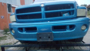 1994 to 2002 Dodge Ram Sport Front Clip