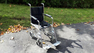 Chaise roulante fauteuil roulant Wheelchair