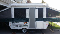 2010 Tent Trailer For Sale - Palomino Y-Series