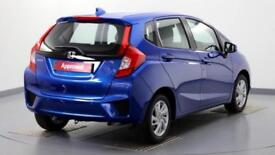 2017 Honda Jazz 1.3 i-VTEC SE Petrol blue Manual