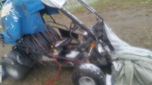 Go Kart for cheap for sale Prince George British Columbia image 2