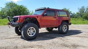 1998 Jeep Cherocar XJ... Rubicon?