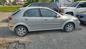 2005 Chevrolet Optra Lt Hatchback. Etested and safety. Low kms