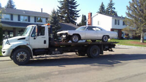 Towing Edmonton/area best rate's & daily trip to Calgary!