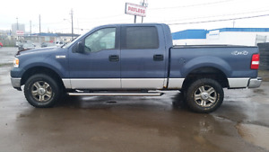 2005 F150 XLT SuperCrew 4x4