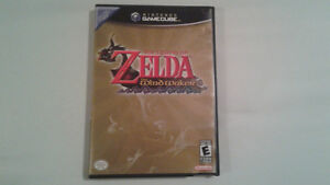 The Legend of Zelda The Wind Waker / Gamecube